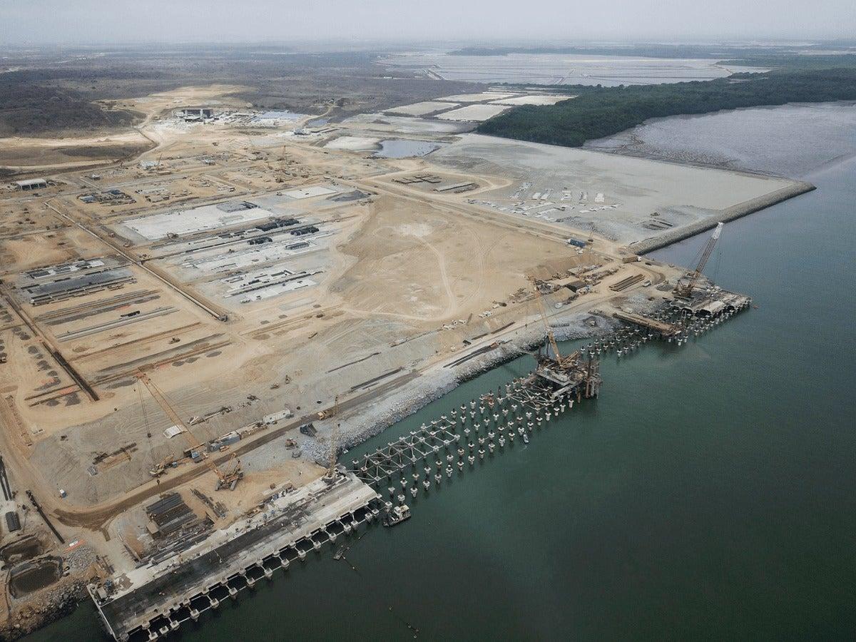 Posorja Port