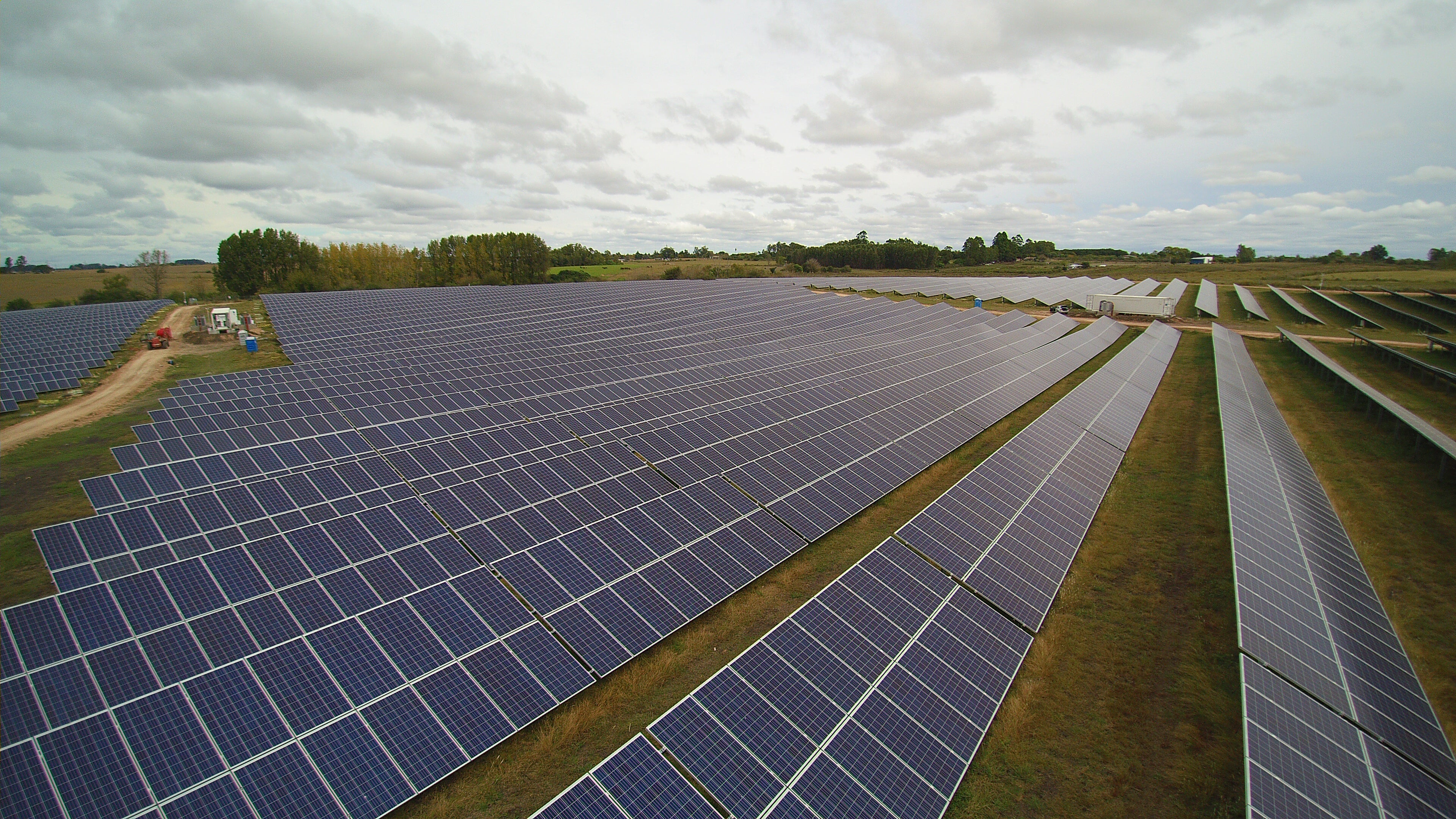 financing solar energy in Uruguay