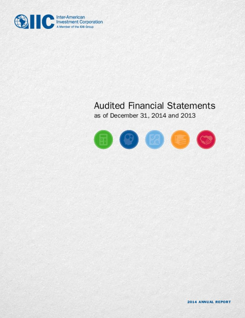 2014 Financial Statements