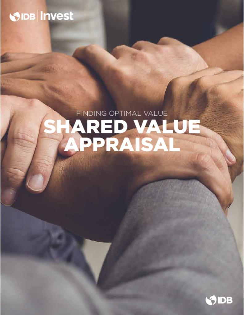 Finding optimal value. Shared value appraisal.