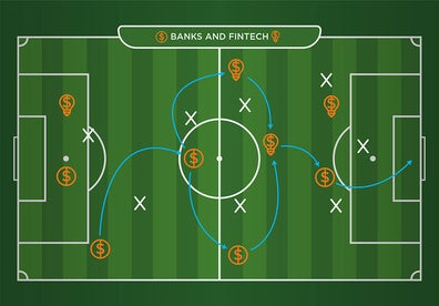 What can Messi, Neymar and Suarez tell us about banks and fintech companies?