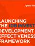 Brochure: Development Effectiveness Overview