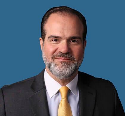 Presidente del BID, Mauricio Claver-Carone